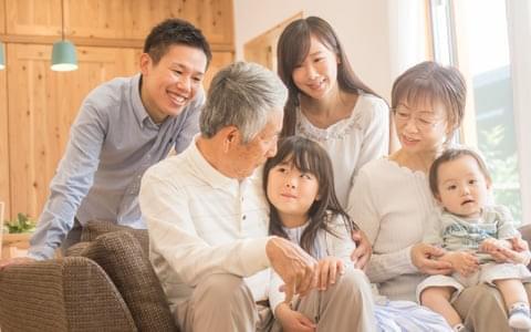 家族も家も健康 ちょうどいい換気