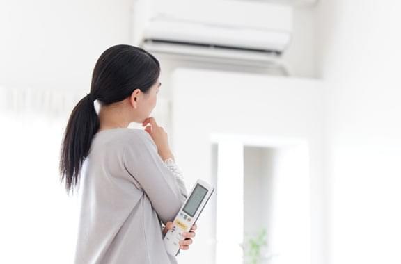 冷暖房費を抑えたい