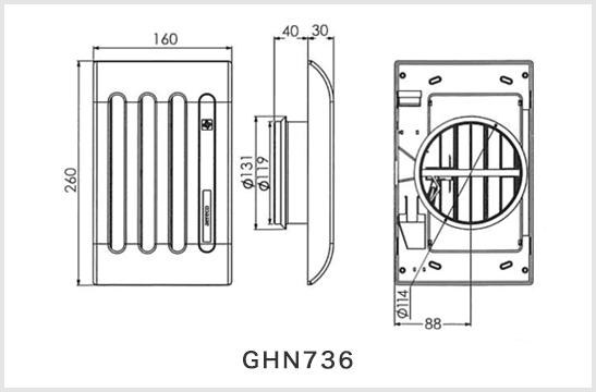 GHN736