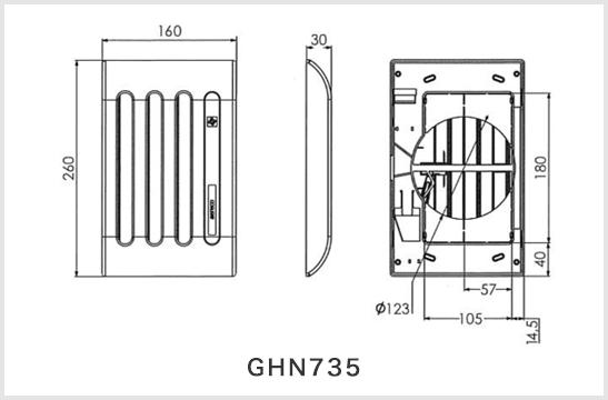 GHN735